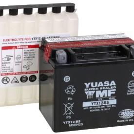 yuasa yuam3rh2s ytx12 bs battery motorcycle battery shop. Black Bedroom Furniture Sets. Home Design Ideas