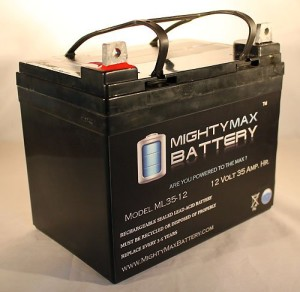 Ml3512 motorcycle battery shop for Interstate deep cycle trolling motor battery